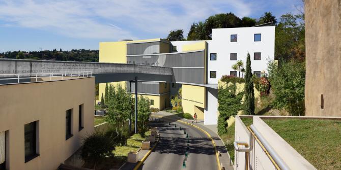 Nouveau bâtiment l'Archet 2014